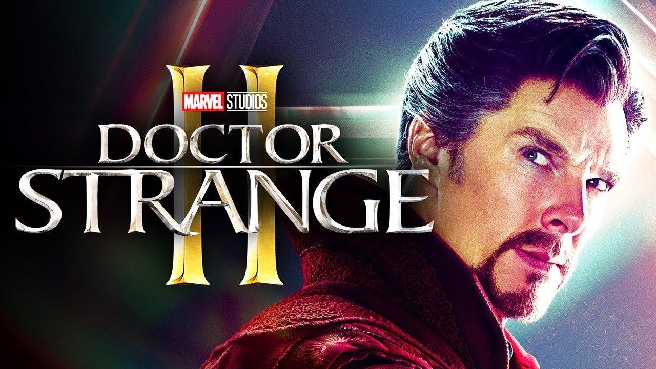 imagen de doctor strange 2