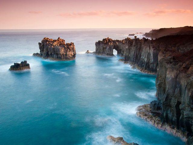 La isla de El Hierro, protagonista de la serie de Movistar +