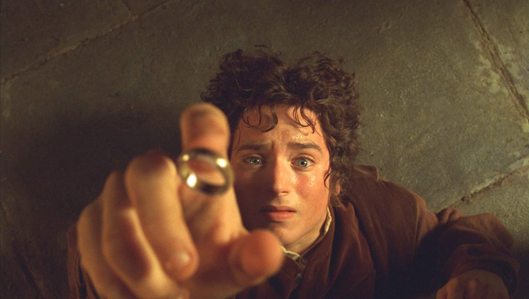 Fotograma de La comunidad del anillo