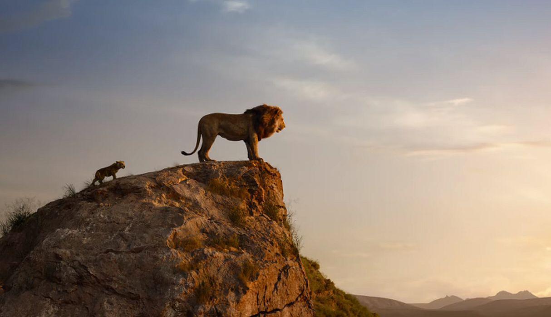 Fotograma de El rey león