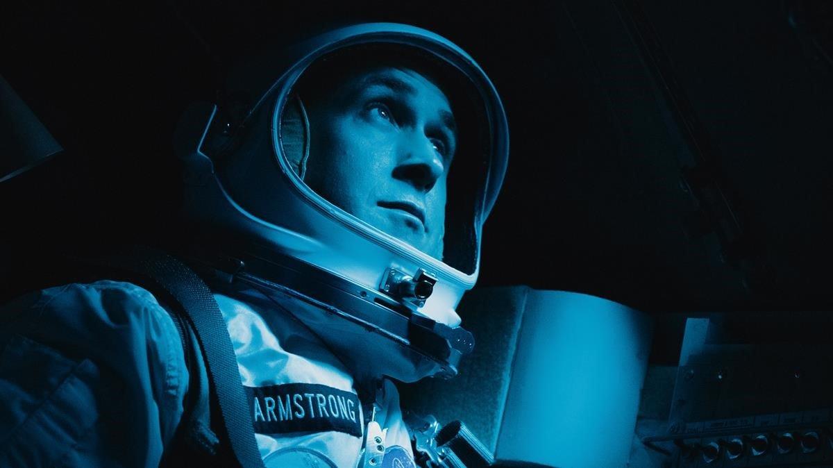 first man peliculas del espacio