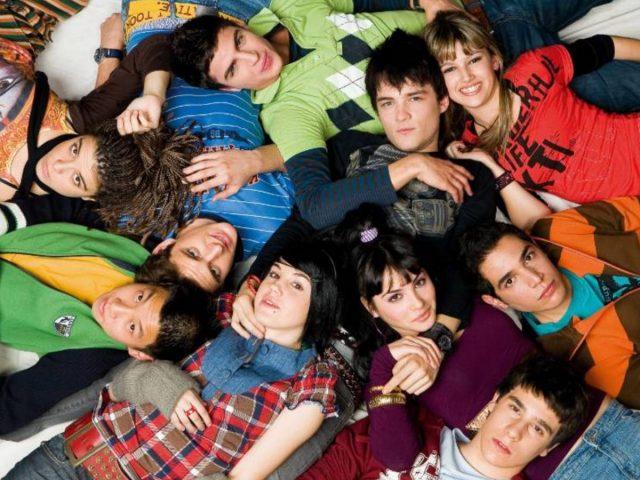 10 actores del IES Zurbarán de Física o Química en la actualidad