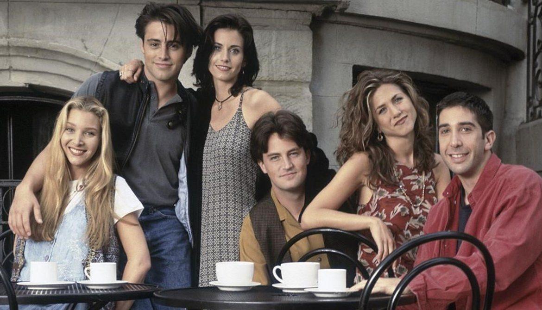 Imagen promocional de Friends