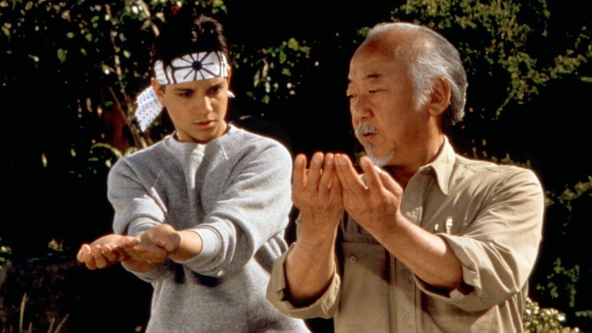 karate kid películas de los 80