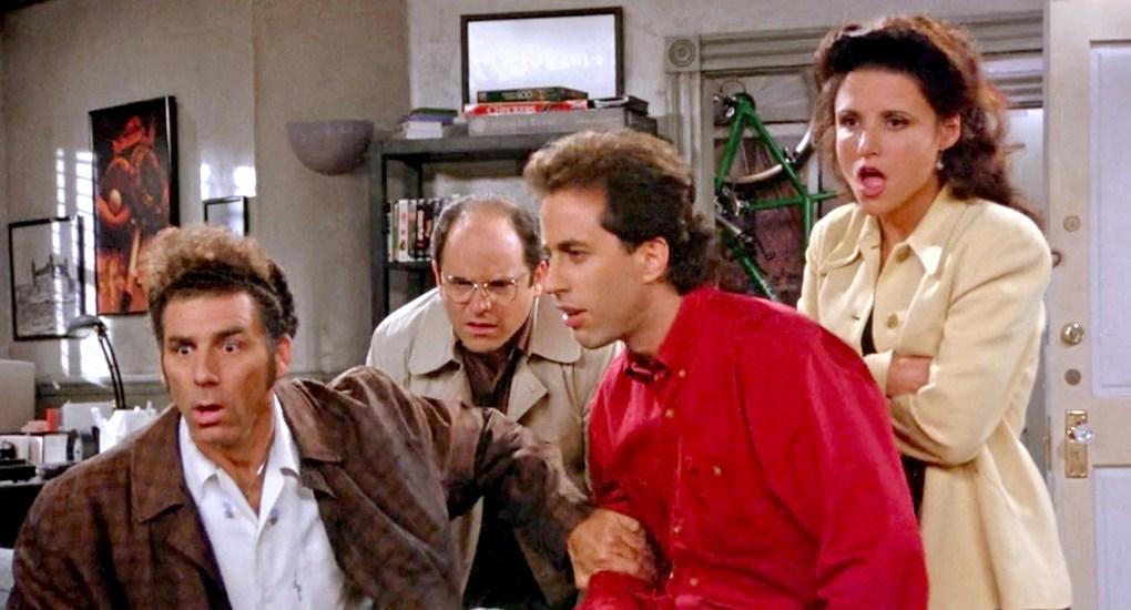Fotograma de Seinfeld