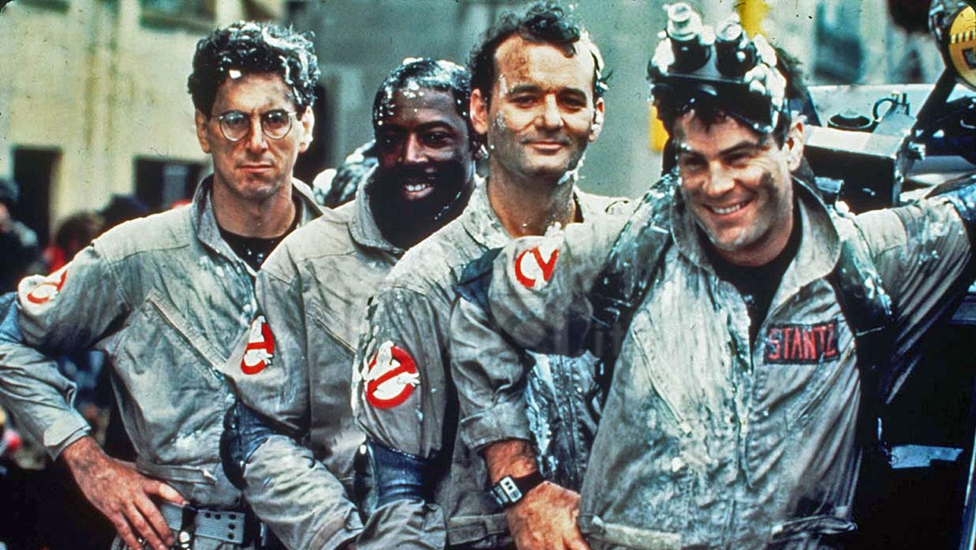 los cazafantasmas películas de los 80
