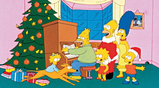 Fotograma Los Simpson