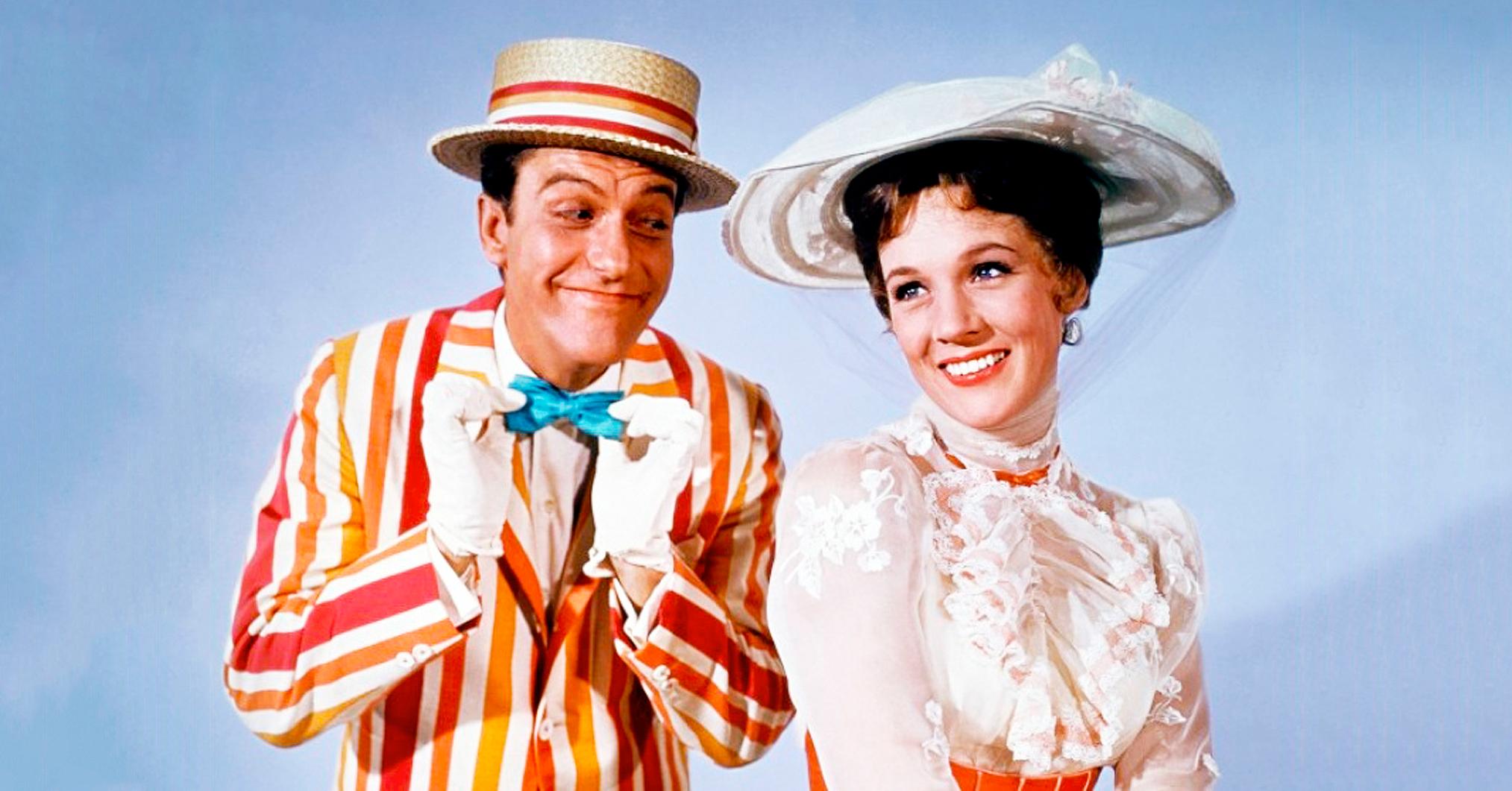 mary poppins películas de fantasía