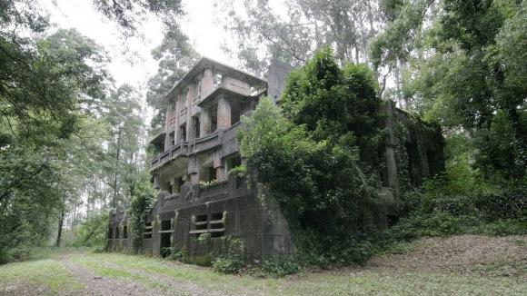 sanatorio de O Paraxón