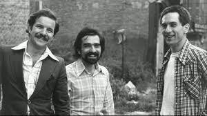 Foto Schrader, Scorsese y De Niro