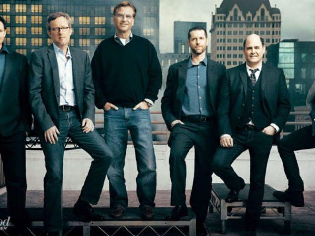 Los 5 creadores de series más importantes del momento