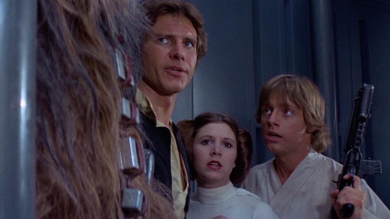 Fotograma Star Wars Episodio IV