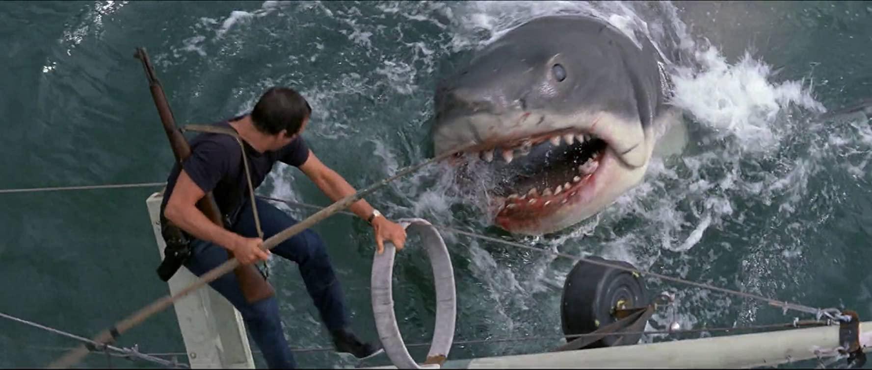 Fotograma Tiburón