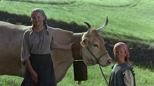 Secuencia de Vacas