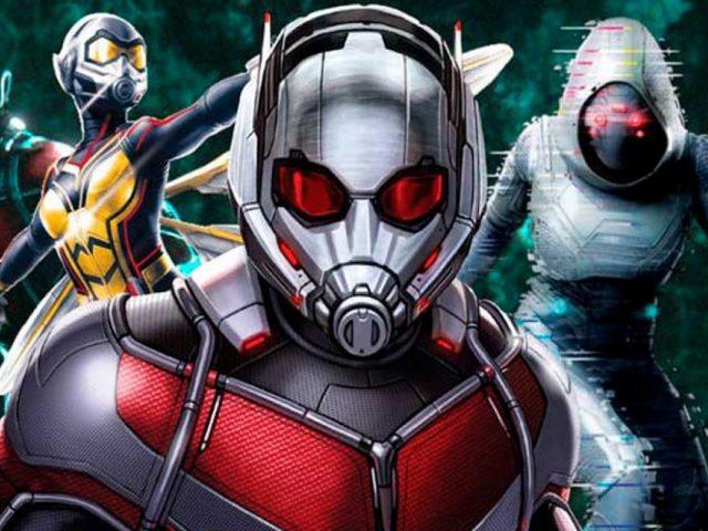 Imagen promocional Ant-Man