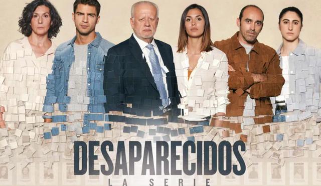 Desaparecidos, la serie