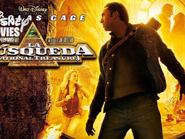 """""""La Búsqueda"""" estrenará tercera película con Nicolas Cage"""