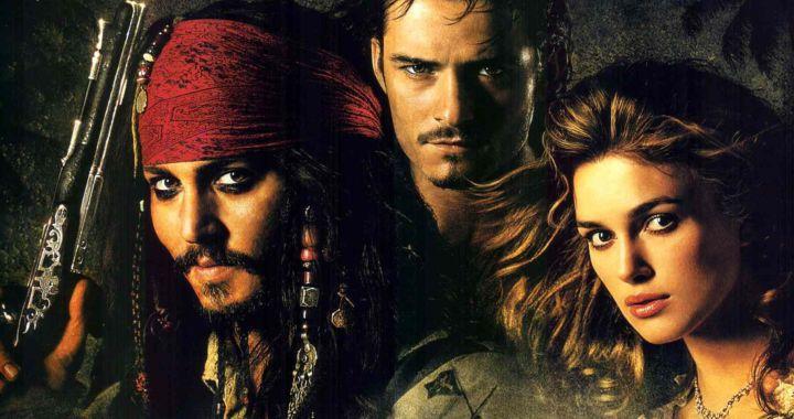 Reboot- Piratas del Caribe