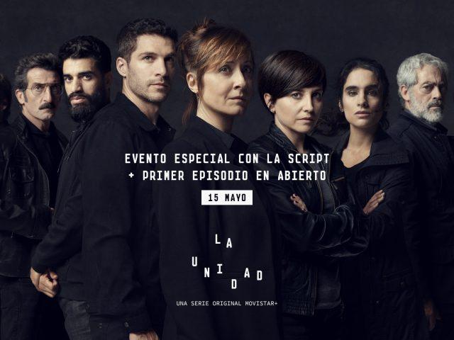 Movistar+ La Unidad, nueva serie plociáca
